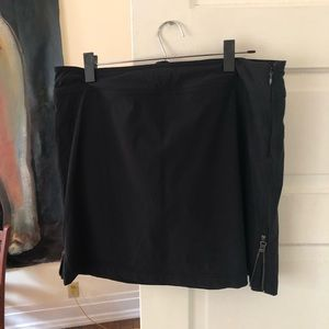 Athleta skort- black super comfy